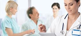 Přístroje monitorující pacienty z domova